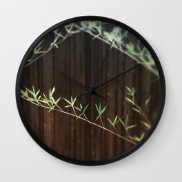 Dance little sisters Wall Clock