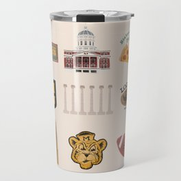 Columbia, Missouri Travel Mug