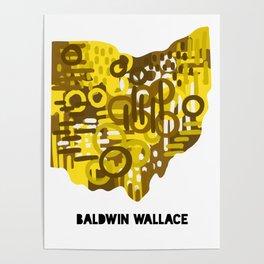 Baldwin Wallace Poster