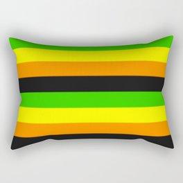 Aromantic Pride Flag v2 Rectangular Pillow