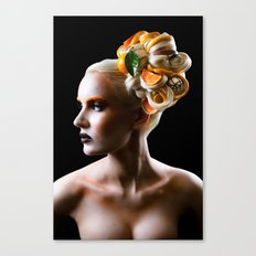 Chocolate Orange Canvas Print