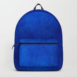 Misty Deep Blue Backpack