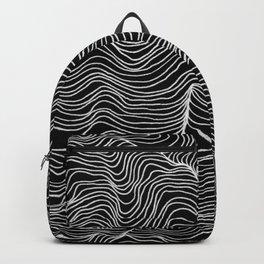 Inverted Waves Backpack