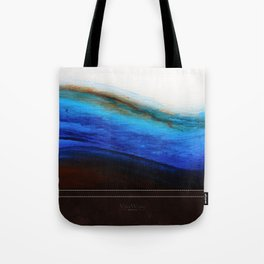 Drift - Original Abstract Art Tote Bag