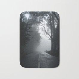 Smokey road Bath Mat