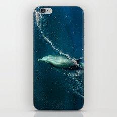 SanJose waters. iPhone & iPod Skin