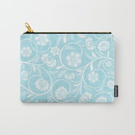 Celestial Blue Carry-All Pouch