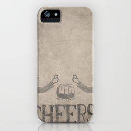 Cheers! iPhone Case