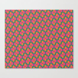 Geometrix / Spring Canvas Print