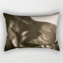 American Pitbull Terrier  Rectangular Pillow