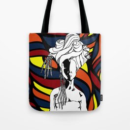 Loc'd in Color Tote Bag