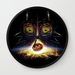 Majora's Mask Operation Moonfall Wall Clock
