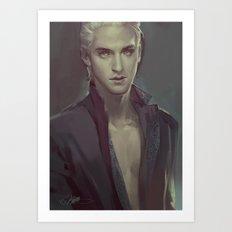 MEME 011 Draco Art Print