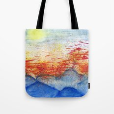 Autumn Wind on Blue Ridge Tote Bag