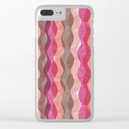 Tassel Clear iPhone Case