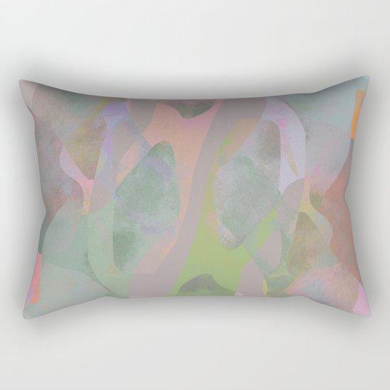 Camouflage XIX Rectangular Pillow