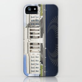 Auckland Lest we forget iPhone Case