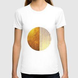 Gold Sun T-shirt