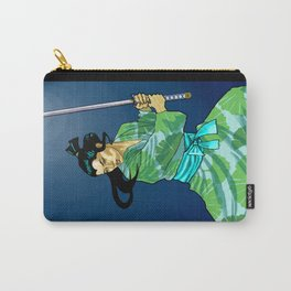 Eternal Samurai I Carry-All Pouch