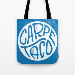 Carpe Taco Tote Bag
