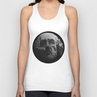 shakespeare Tank Tops featuring Shakespeare / Destiny by MORPHEUS