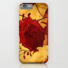 2nd Place Rose - 024 iPhone 6s Slim Case