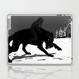 Svart-Alf Laptop & iPad Skin