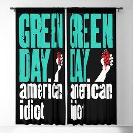 American Idiot Blackout Curtain