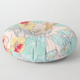 Lily Pond #society6 #decor #buyart Floor Pillow