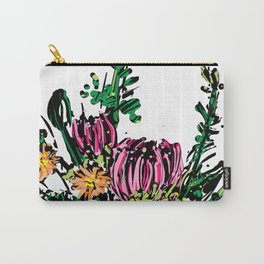 WF#1 Wild Flowers #1 Carry-All Pouch