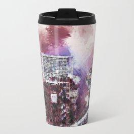 Detroit Moderne Travel Mug