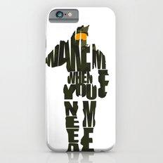 Master Chief Slim Case iPhone 6s