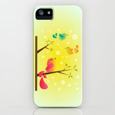 Fly High, My Babies! iPhone (5, 5s) Slim Case