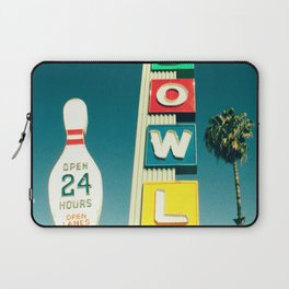 Linbrook Bowl - Anaheim, CA Laptop Sleeve