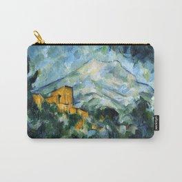 1906 - Paul Cezanne - Mont Sainte-Victoire and Château Noir Carry-All Pouch