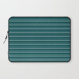 Benjamin Moore 2019 Color of the Year 2019 Metropolitan Light Gray on Beau Green 2054-20 Laptop Sleeve