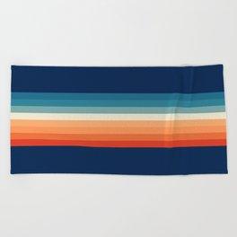 Vintage T-shirt No1 Beach Towel