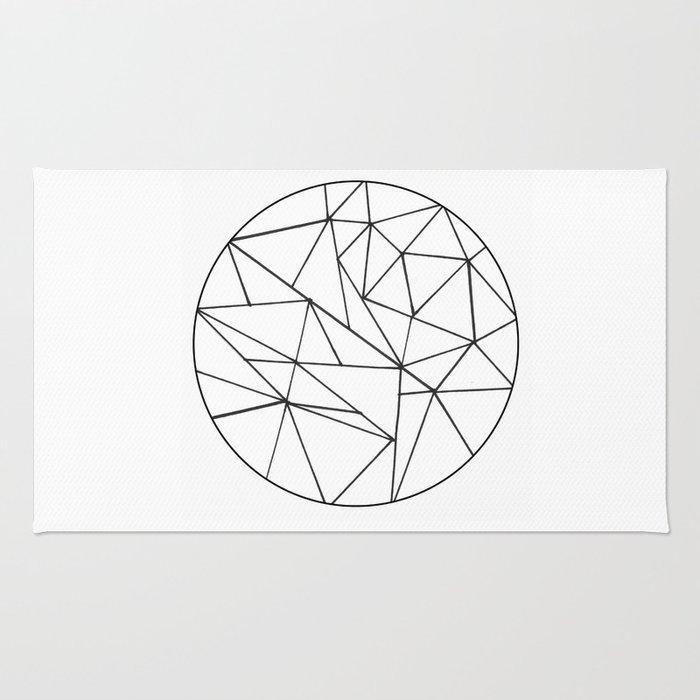 Circle Series #6 Rug
