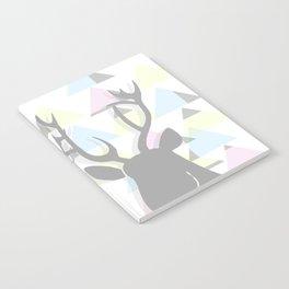 Double oh deer! Notebook
