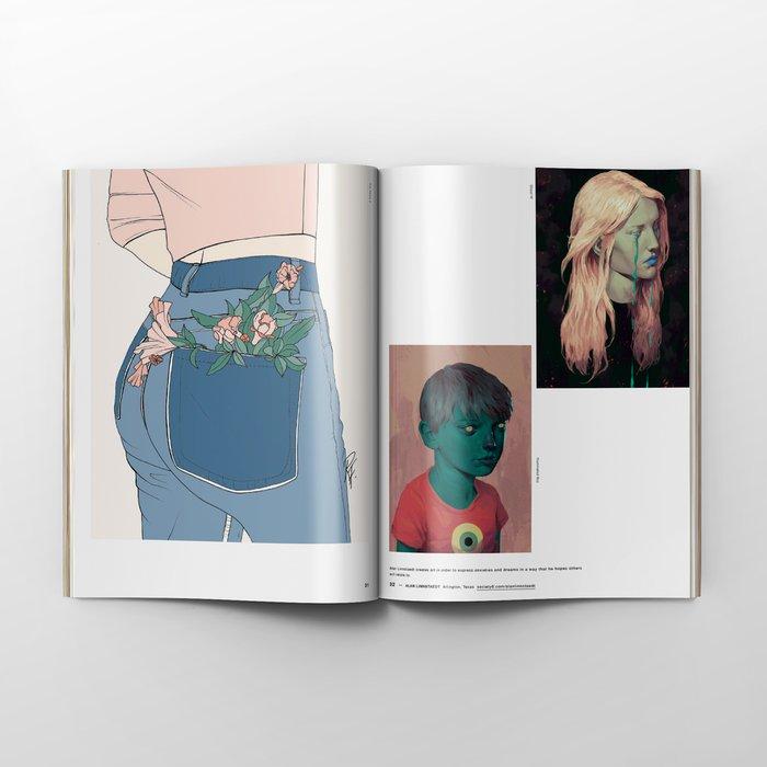 Society6 Art Quarterly / No.2.2 Editions