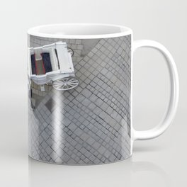 Wien Fiaker, Vienna Carriage Coffee Mug