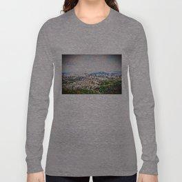 Inwang Mountain Long Sleeve T-shirt