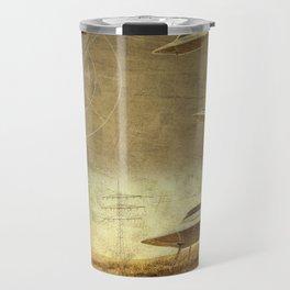 Manta Ray no.[75] Travel Mug