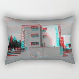 Bauhaus · Das Bauhaus 2 Rectangular Pillow