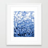 sparkle Framed Art Prints featuring Sparkle by Brian Raggatt