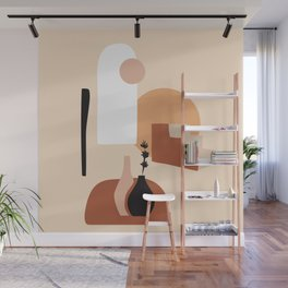 Abstract Elements 18 Wall Mural