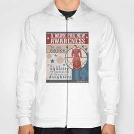 A Dawn for New Awareness Hoody