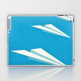 Paper squadron Laptop & iPad Skin