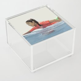 Roxy surf girl Acrylic Box