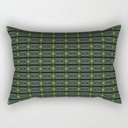 Cool Watermelon Abstract Rectangular Pillow